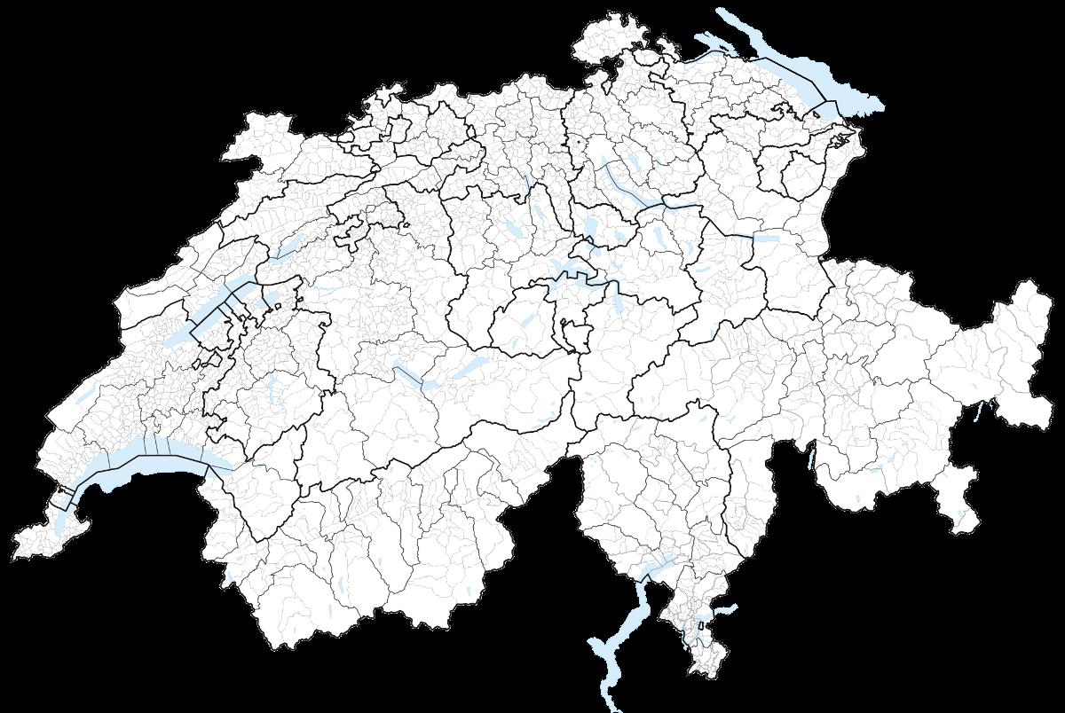 Schweizer Regionen